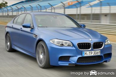 Insurance rates BMW M5 in Columbus