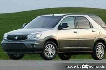 Insurance quote for Buick Rendezvous in Columbus