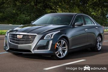 Insurance rates Cadillac CTS in Columbus