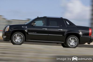 Insurance quote for Cadillac Escalade EXT in Columbus