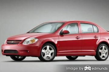 Insurance rates Chevy Cobalt in Columbus