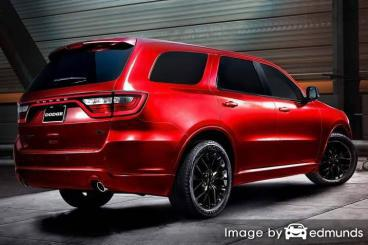 Discount Dodge Durango insurance