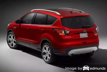 Insurance quote for Ford Escape in Columbus
