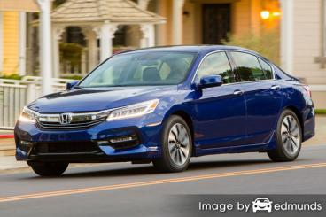 Insurance for Honda Accord Hybrid