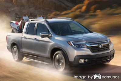 Insurance for Honda Ridgeline
