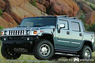 Insurance quote for Hummer H2 SUT in Columbus