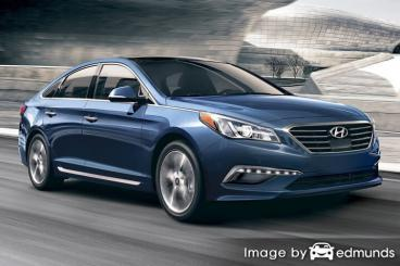 Insurance for Hyundai Sonata
