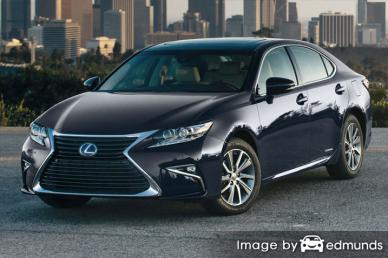 Insurance for Lexus ES 300h