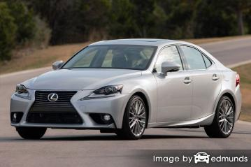 Insurance quote for Lexus IS 250 in Columbus