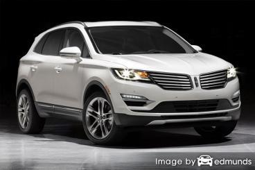 Insurance rates Lincoln MKC in Columbus