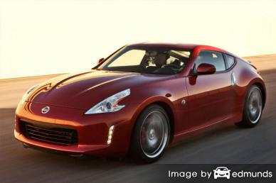 Insurance quote for Nissan 370Z in Columbus