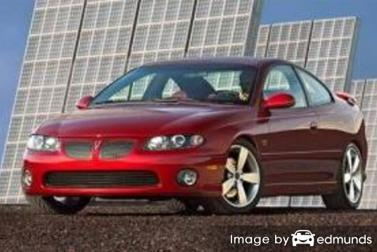 Insurance quote for Pontiac GTO in Columbus