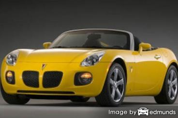 Insurance for Pontiac Solstice