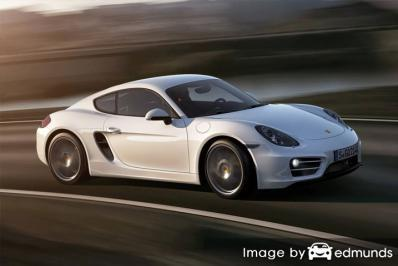 Insurance quote for Porsche Cayman in Columbus