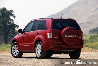 Discount Suzuki Grand Vitara insurance
