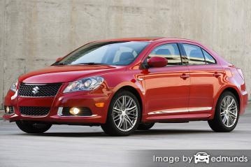 Insurance quote for Suzuki Kizashi in Columbus